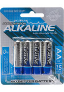 Doc Johnson Alkaline Batteries Aa (4 Pack)